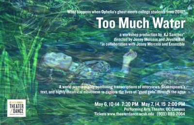 Too Much Water Poster