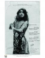 Colloquium Poster featuring female dancer with intertwined hands