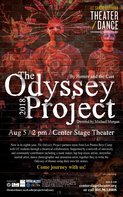 The Odyssey Project Poster
